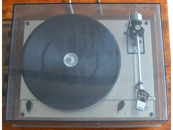 THORENS TD-165, 2-Speed Belt-Drive Suspended Chassis Turntable