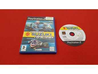 CRESCENT SUZUKI RACING till Sony Playstation 2 PS2