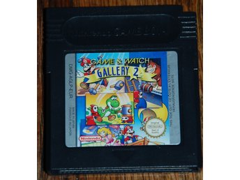 Game & Watch Gallery 2, Game Boy