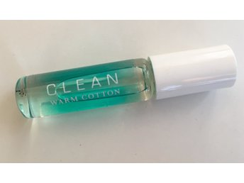 *NY* EdP CLEAN Warm Cotton 5 ml Rollon Eau de Parfym