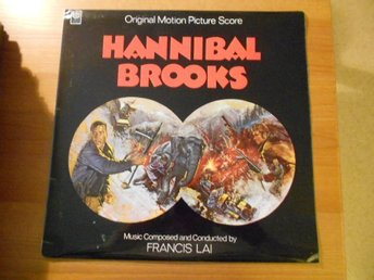 HANNIBAL BROOKS.-LP.