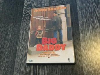 Big Daddy(Sv Text)(Adam Sandler)