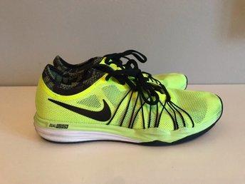 a56d79637d9 Nike training dual fusion storlek 37,5 (340904903) ᐈ Köp på Tradera