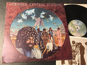GRAHAM CENTRAL STATION Ain't No 'Bout-A-Doubt It LP -75 Warner W 56147
