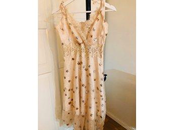 Elegant klänning, storlek 34