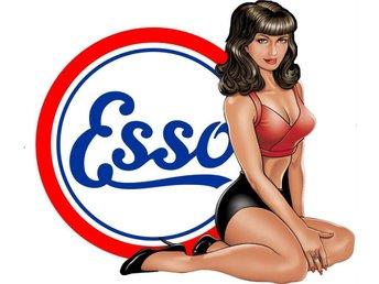 Esso dekal - Tanumshede - Esso dekal - Tanumshede