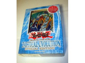 YU-GI-OH SPECIAL EDITION TACTICAL EVOLUTION ( 1 SUPER RARE)