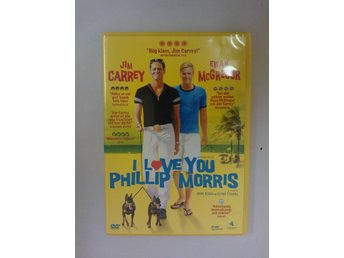 DVD - I Love You Phillip Morris