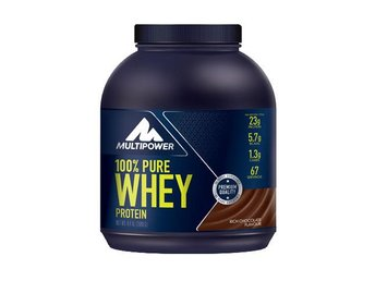 100% Pure Whey Rich Chocolate 2000g