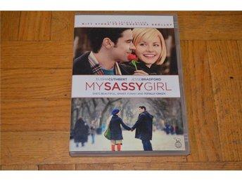 My Sassy Girl ( Elisha Cuthbert Jesse Bradford ) DVD - Töre - My Sassy Girl ( Elisha Cuthbert Jesse Bradford ) DVD - Töre