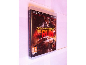 PS3: Need for Speed - The Run