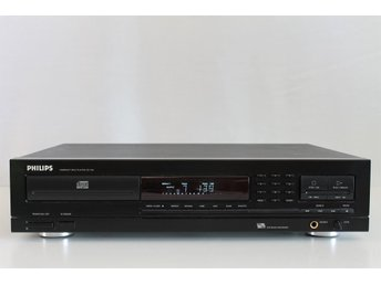PHILIPS CD732 COMPACT DISC PLAYER