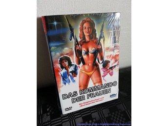 THE DOLL SQUAD (1973) Ted V Mikels! (Lmtd Hardbox) Killer Girls, Seduce Destroy - Norrsundet - THE DOLL SQUAD (1973) Ted V Mikels! (Lmtd Hardbox) Killer Girls, Seduce Destroy - Norrsundet