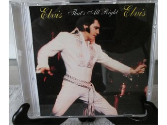ELVIS PRESLEY - THAT'S ALL RIGHT 1970  POP, ROCKABILLY, COUNTRY, BLUES
