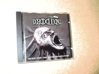 The Prodigy - Music For The Jilted Generation - FINT SKICK!