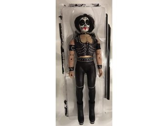 kiss peter criss docka ca 30cm