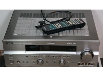 YAMAHA RX-V659 7.1-CHANNEL AUDIO/VIDEO RECEIVER