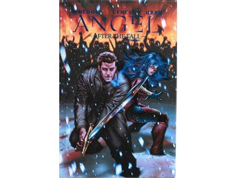 ANGEL :AFTER THE FALL VOL 3  - JOSH WHEDON (INBUNDEN)