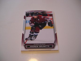UD Victory 07/08 #156 Andrew Brunette - Colorado Avalanche - Sundsvall - UD Victory 07/08 #156 Andrew Brunette - Colorado Avalanche - Sundsvall