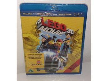 The Lego Movie (3D + Blu-ray)