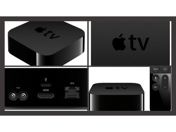 Apple TV4 (64 GB minne)