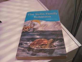 Bok The Swiss Family Robinson Engelsk text