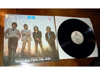the doors waiting for the sun rare vinyl
