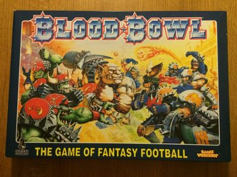 Brädspelet Blood Bowl Third Edition OOP