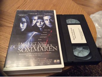 Curse Of The Talisman HYR VHS Jesse Spencer,Sara Gleeson