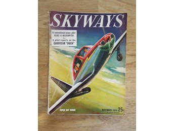 Tidningen Skyways 11/1946
