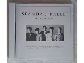 SPANDAU BALLET The Collection II