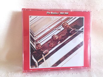 2 st CD BEATLES 1962-1966