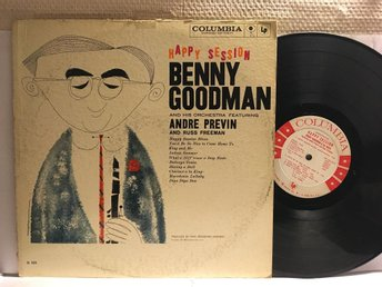 BENNY GOODMAN - HAPPY SESSION