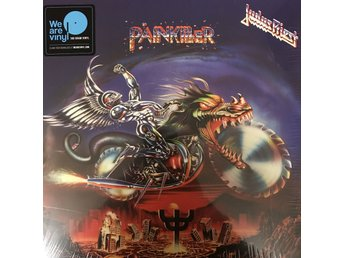 JUDAS PRIEST - PAINKILLER NY 180G LP