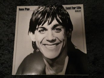Iggy pop lust for life lp