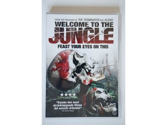Welcome to the jungle, DVD