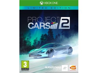 Project Cars 2 (Limited Edition) (XBOXONE)