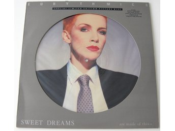 Eurythmics - Sweet Dreams (Are Made Of This) Picture Disc album /NM-