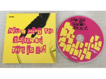 Never Mind The Buttocks; This Is It (CD-Promo) Pekka Volt, Popium, Doktor Kosmos