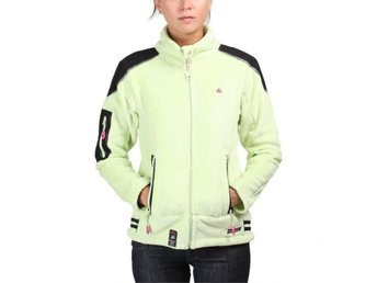 Fleece tröja Geographical Norway Topaze lady - Anis