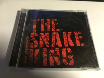 RICK SPRINGFIELD The Snake Ring CD 2018