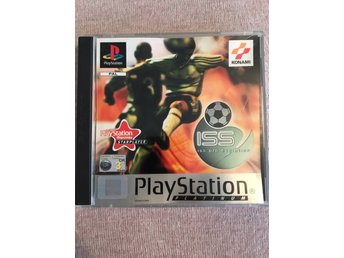 Iss PRO evolution Playstation 1