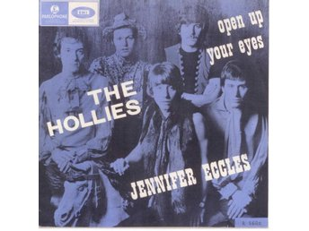 "HOLLIES - Jennifer Eccles  7"" Singel  Norge"