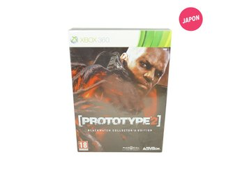 Prototype 2 Blackwatch Collector's Edition (NYTT / EUR / 360)
