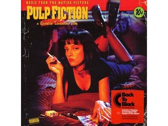 Soundtrack: Pulp fiction (Rem) (Vinyl LP + Download)