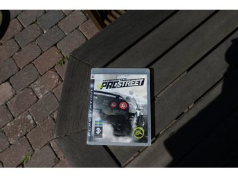 Playstation 3 spel PS3 NFS Need for speed Prostreet