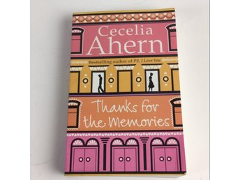 Bok, THANKS FOR THE MEMORIES, CECELIA AHERN, Pocket, ISBN: 9780007233687
