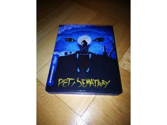 PET SEMATARY LIMITED STEELBOOK MONDO
