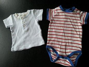 Body och T-shirt i storlek 56 - Malmö - Body och T-shirt i storlek 56 - Malmö