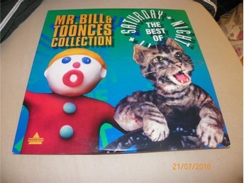 The best of saturday night live - The Mr Bill & Toonces 1LD